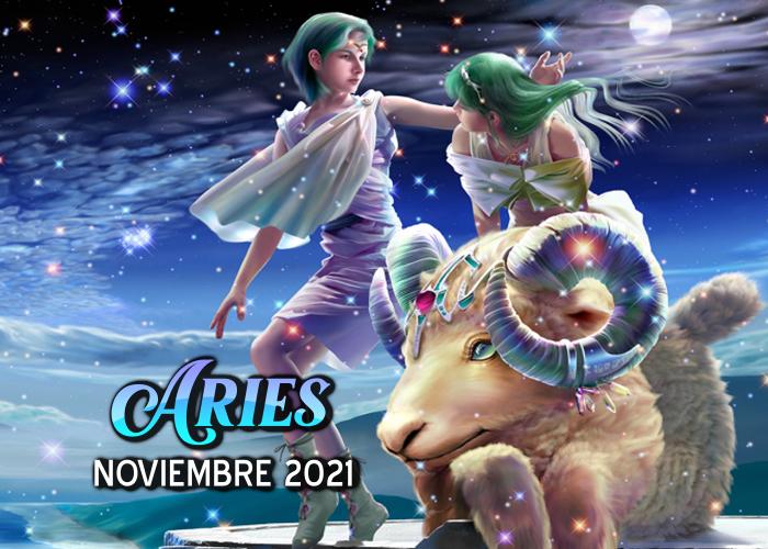 Horóscopo de Aries para noviembre del 2021