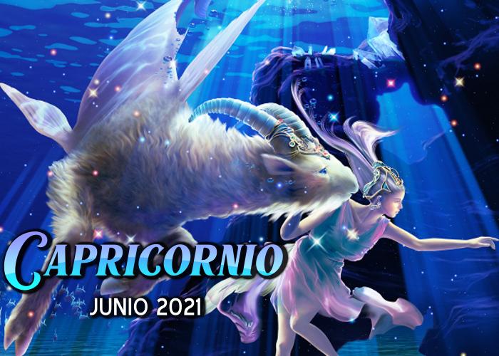 Horóscopo de Capricornio para junio del 2021