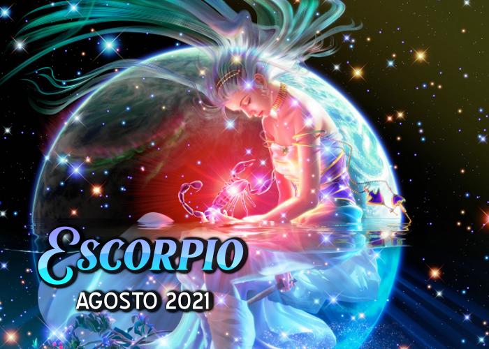 Horóscopo de Escorpio para agosto del 2021
