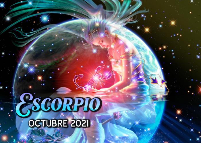 Horóscopo de Escorpio para octubre del 2021