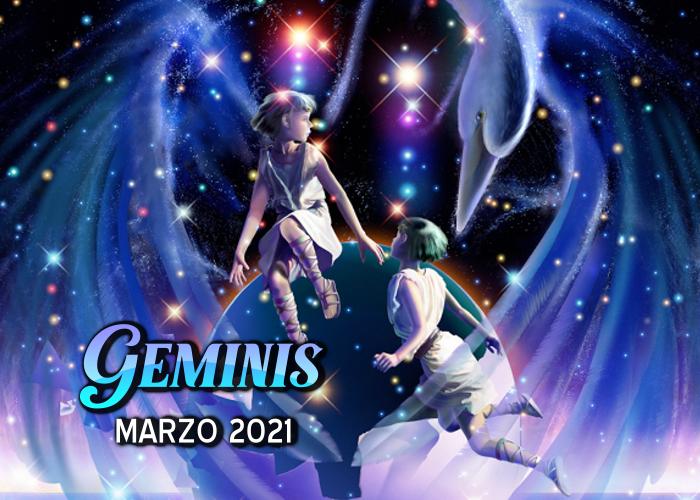 Horóscopo de Géminis para marzo del 2021