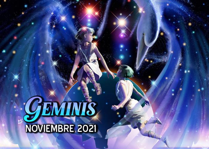 Horóscopo de Géminis para noviembre del 2021