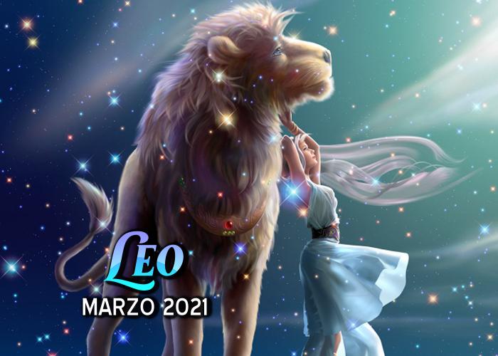 Horóscopo de Leo para marzo del 2021