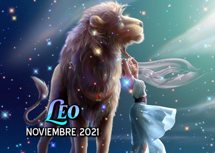 Horóscopo de Leo para noviembre del 2021
