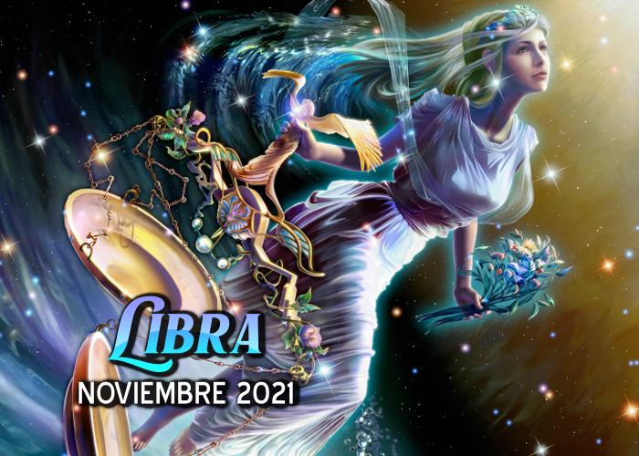 Horóscopo de Libra para noviembre del 2021