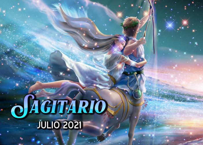Horóscopo de Sagitario para julio del 2021