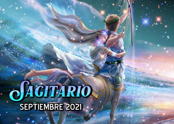 Horóscopo de Sagitario para septiembre del 2021