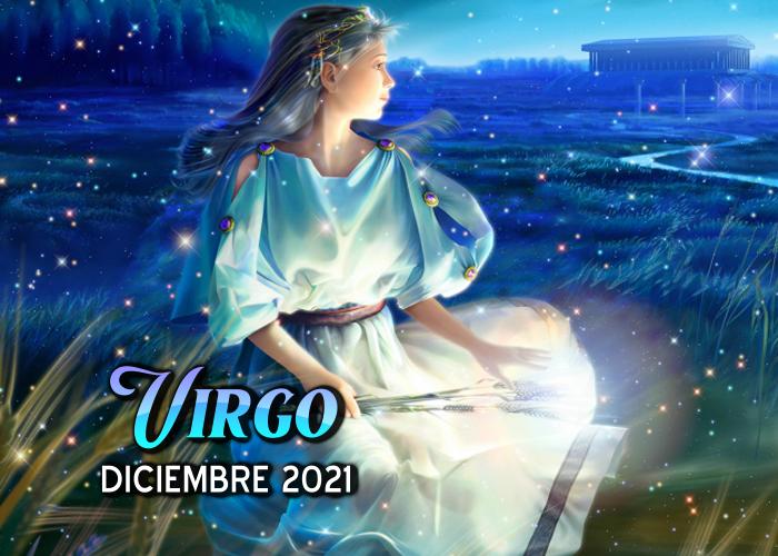 Horóscopo de Virgo para diciembre del 2021