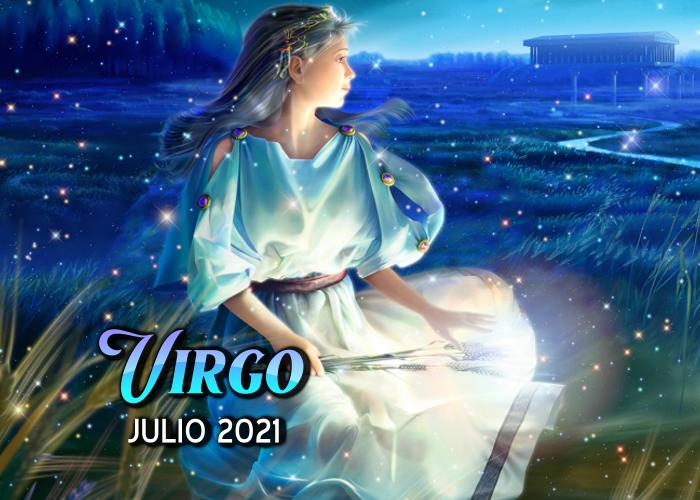 Horóscopo de Virgo para julio del 2021