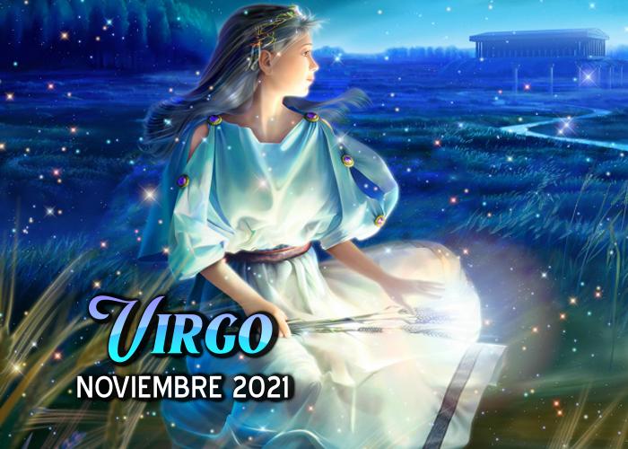 Horóscopo de Virgo para noviembre del 2021
