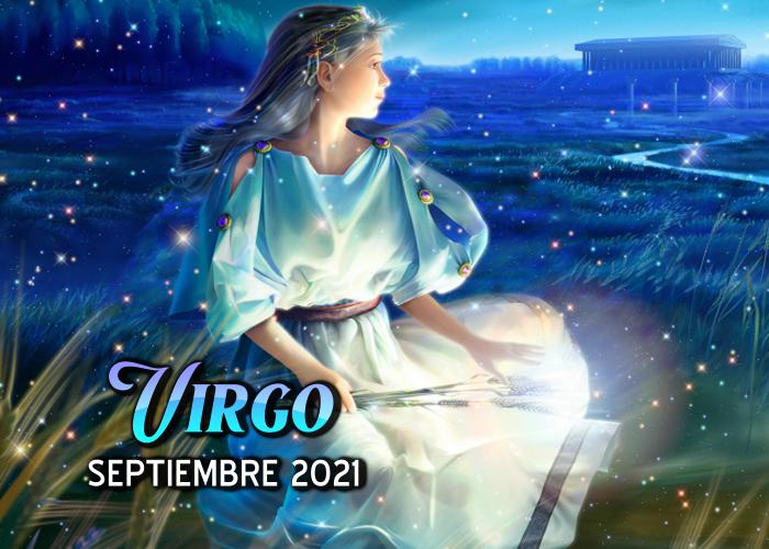 Horóscopo Virgo para septiembre del 2021